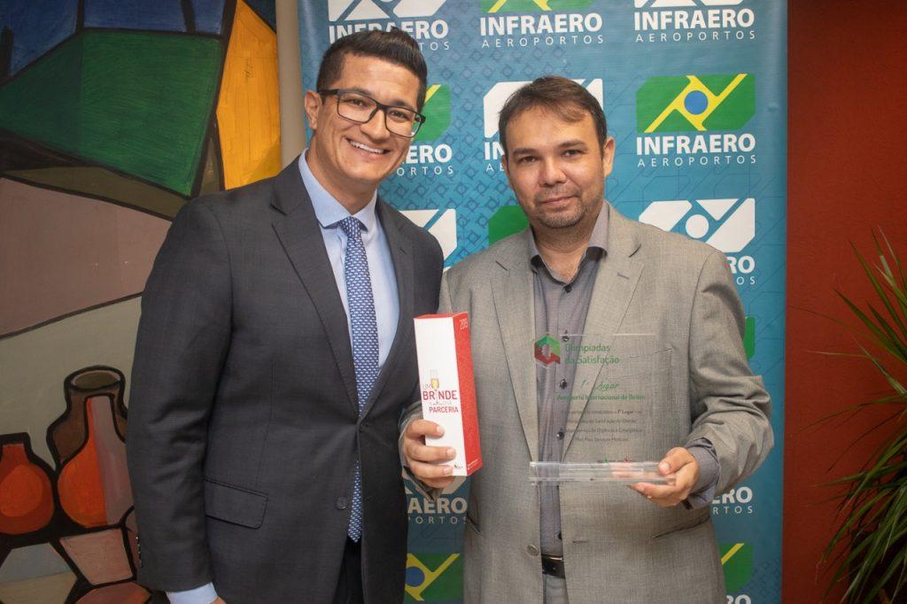 Entrega prêmio Aeroporto Internacional de Belém